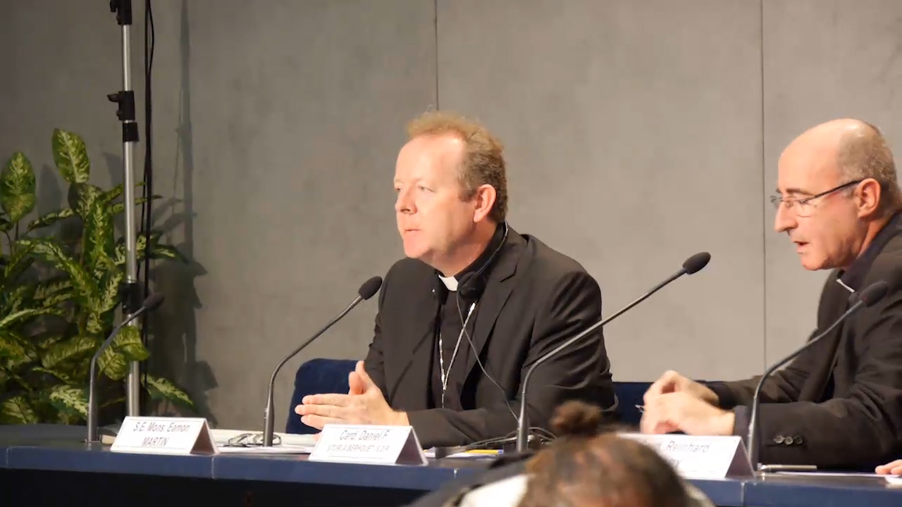 Synod on the Family 2015 – Archbishop Eamon Martin