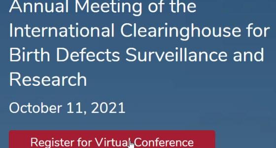 47th ICBDSR Annual Meeting 2021