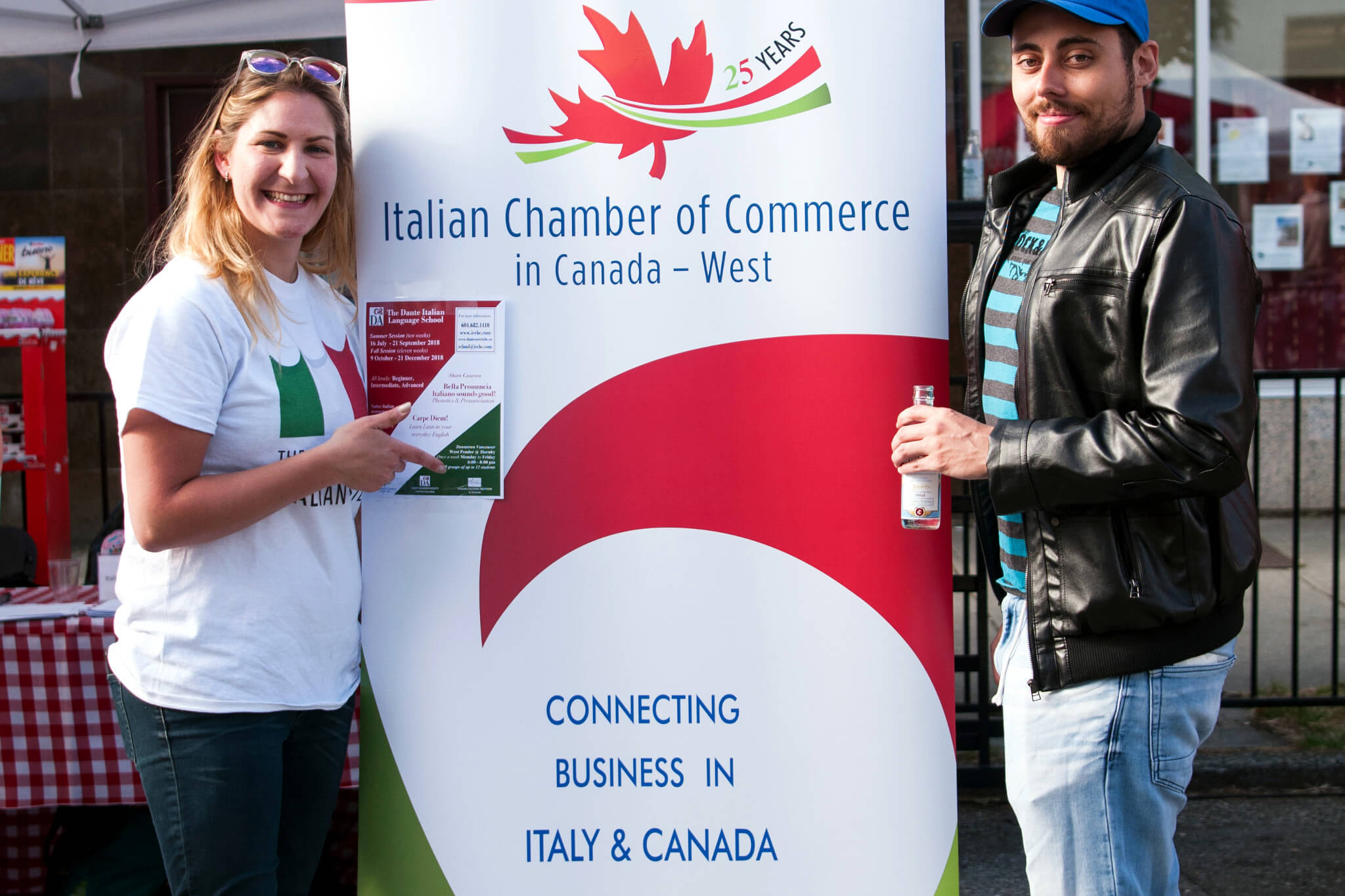 Authentic Italian Table Vancouver Italian Chamber Of Commerce