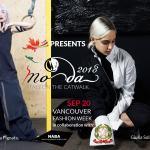 Moda Vancouver Fashion Week Giulia Banner