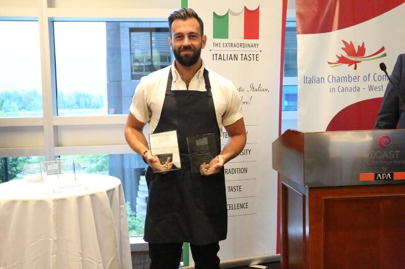 Authentic Italian Table Emila Romagna Dinner Awards