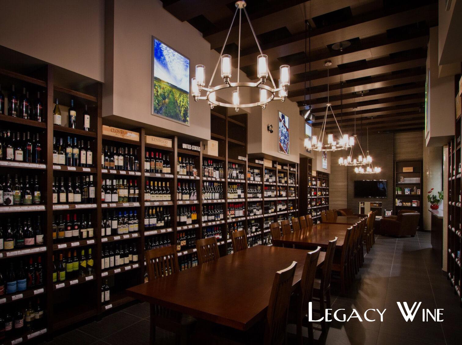 Legacy Wine