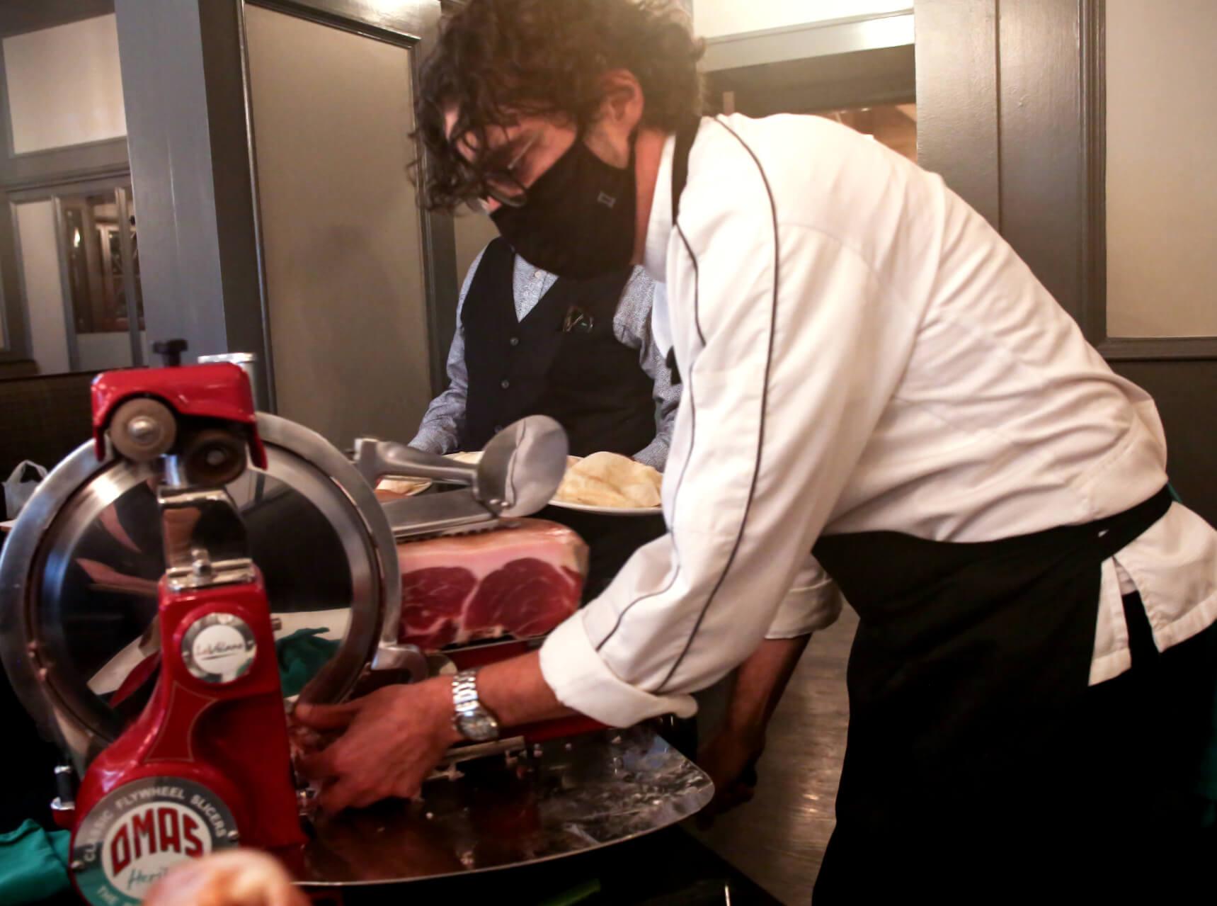 PROSCIUTTO DI PARMA MASTERCLASS 2021 Vancouver Chef