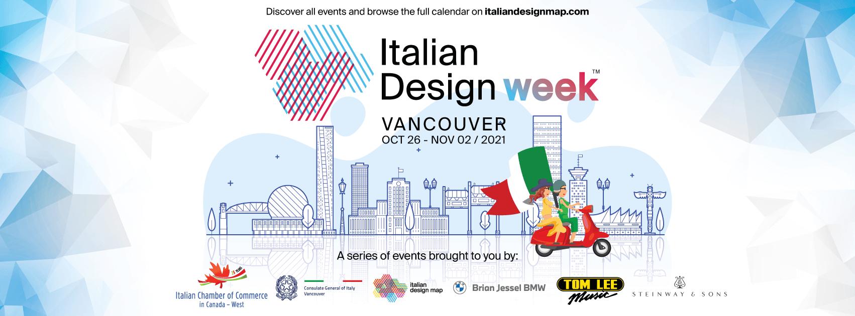 Italian Design Week Social Cover 2