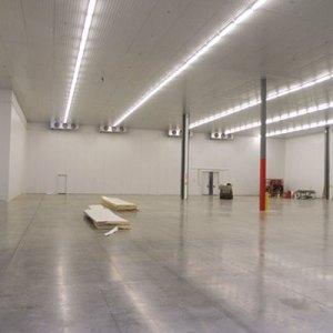 ICC Cold Storage Vault Installation