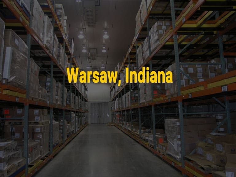 Warsaw Indiana Cold Storage Construction and Service - Mobile
