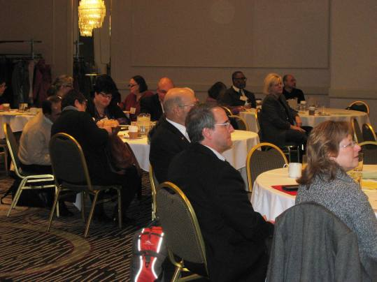 Attentive general session