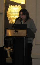 Gayla Stoner Conference welcome