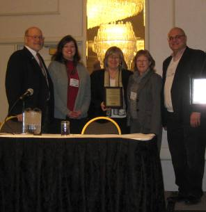 Innovative Initiative Award winners