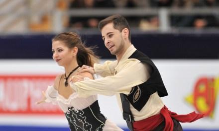 Profile – Alexandra Nazarova & Maxim Nikitin