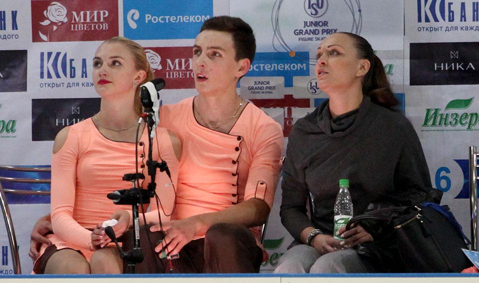 Profile – Olga Giglava & Aleksandr Siroshtan