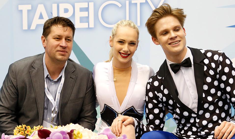 Profile – Nicole Kuzmichova & Alexandr Sinicyn