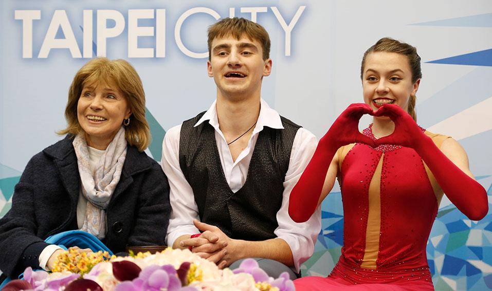 Profile – Darya Popova & Volodymyr Byelikov