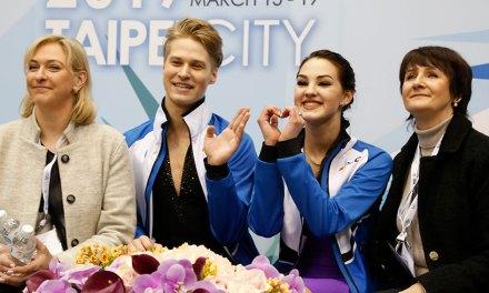 Profile – Viktoria Semenjuk & Artur Gruzdev
