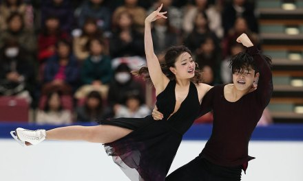 Shibutani siblings win in Nagano; GP Finalists determined