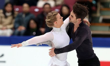Event Coverage – 2015 NHK Trophy