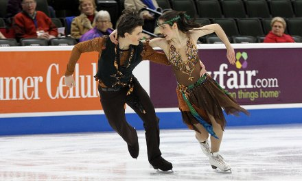 #USChamps16 Short Dance Recap