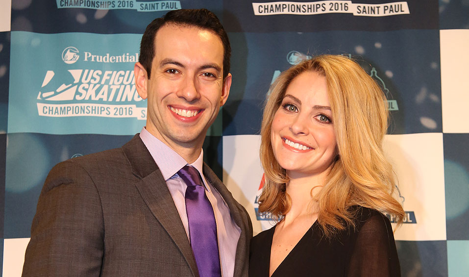 Belbin & Agosto inducted into U.S. Figure Skating Hall of Fame