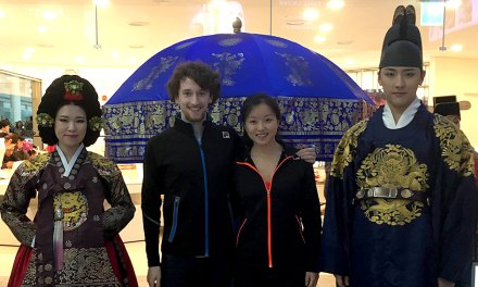 2016 Four Continents Blog #4 by Min & Gamelin