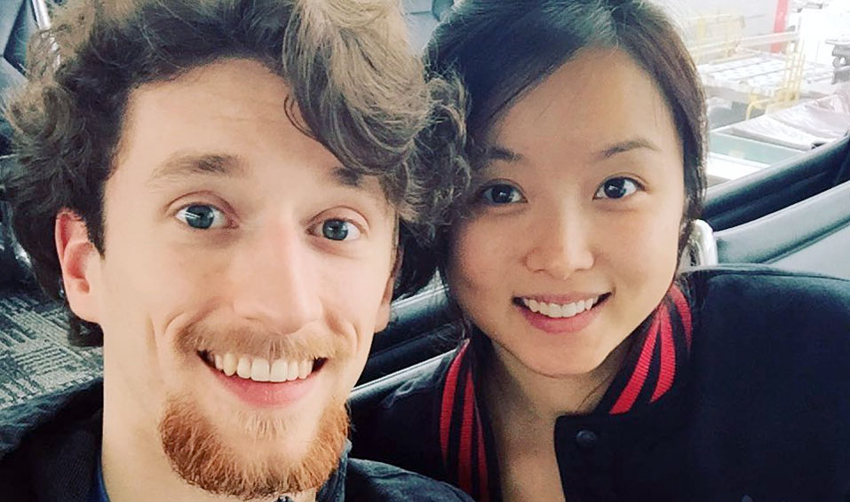 2016 Four Continents Blog by Min & Gamelin