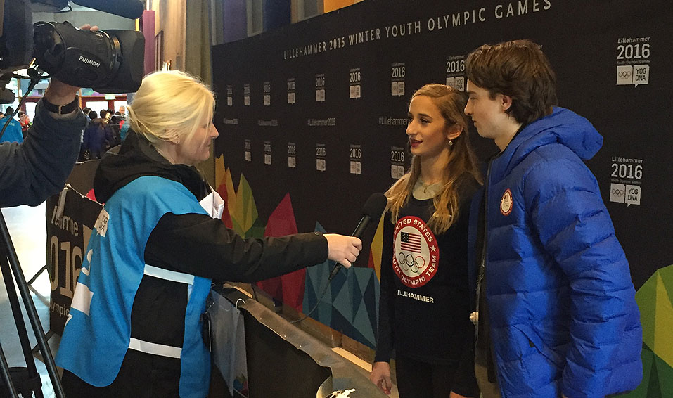 Youth Olympics Blog #5 by Chloe Lewis