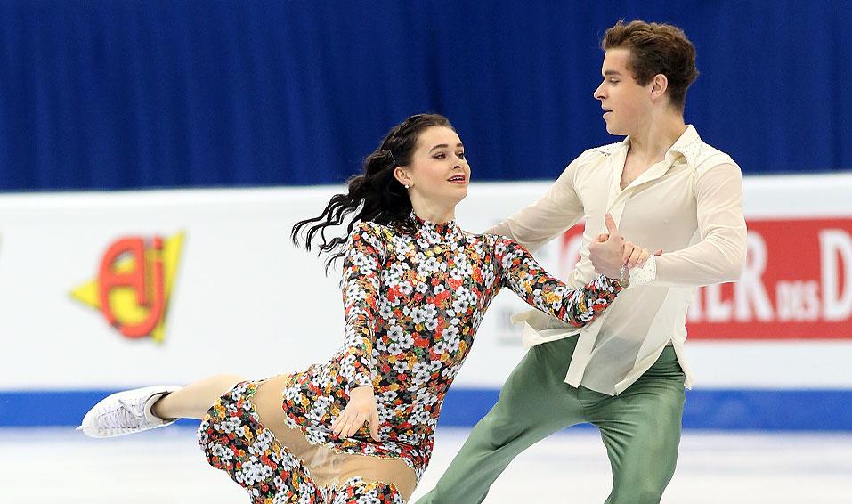 Profile – Valeria Gaistruk & Alexei Olejnik
