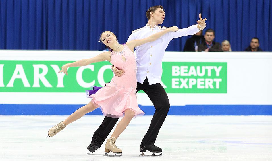 Profile – Viktoria Kavaliova & Yurii Bieliaiev