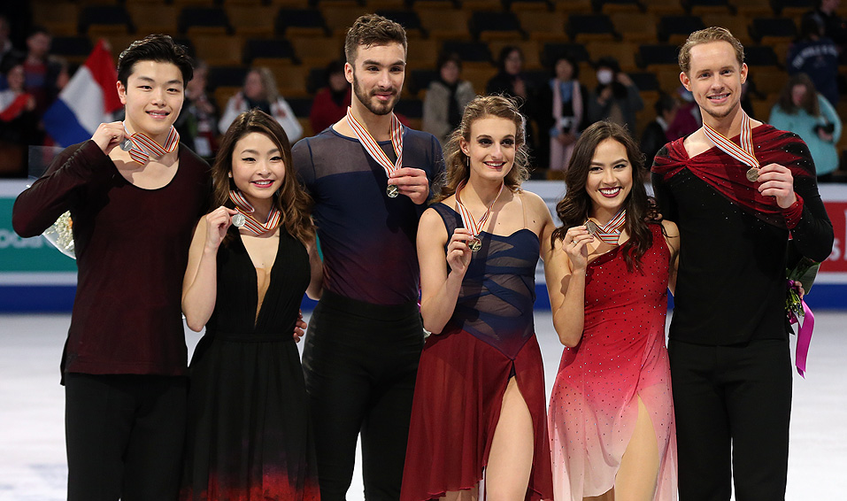 Results – 2016 World Championships
