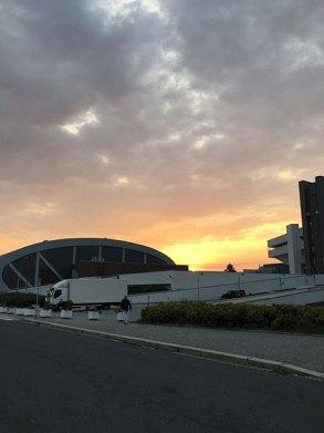 Sunset in Ostrava