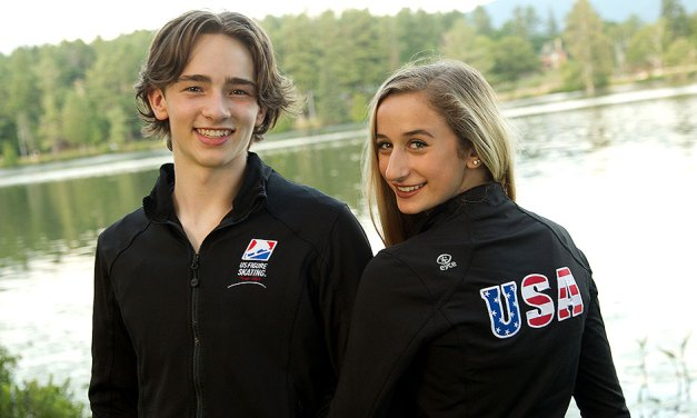 2018 World Junior Championships Blog by Chloe Lewis