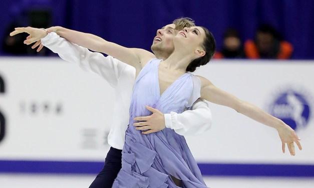 2016 NHK Trophy Recap