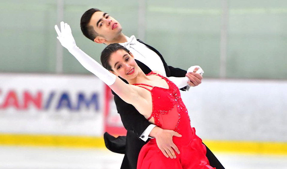 Athlete's Perspective: 2017 Skate Canada Challenge