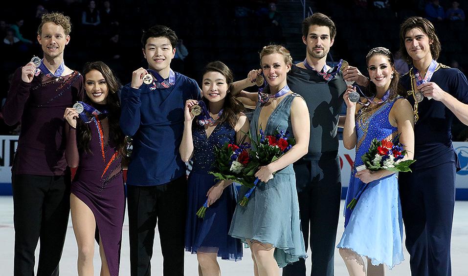 2017 U.S. Nationals Senior Dance Recap