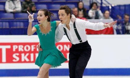 Profile – Katerina Bunina & German Frolov