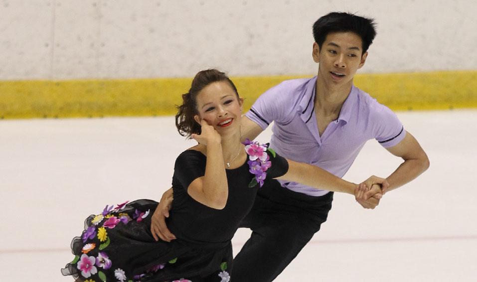 Profile – Irina Galiyanova & Tommy Tang