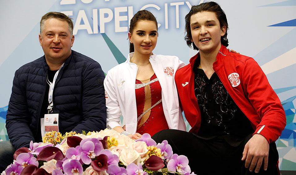 Profile – Eva Khachaturian & Georgy Reviya