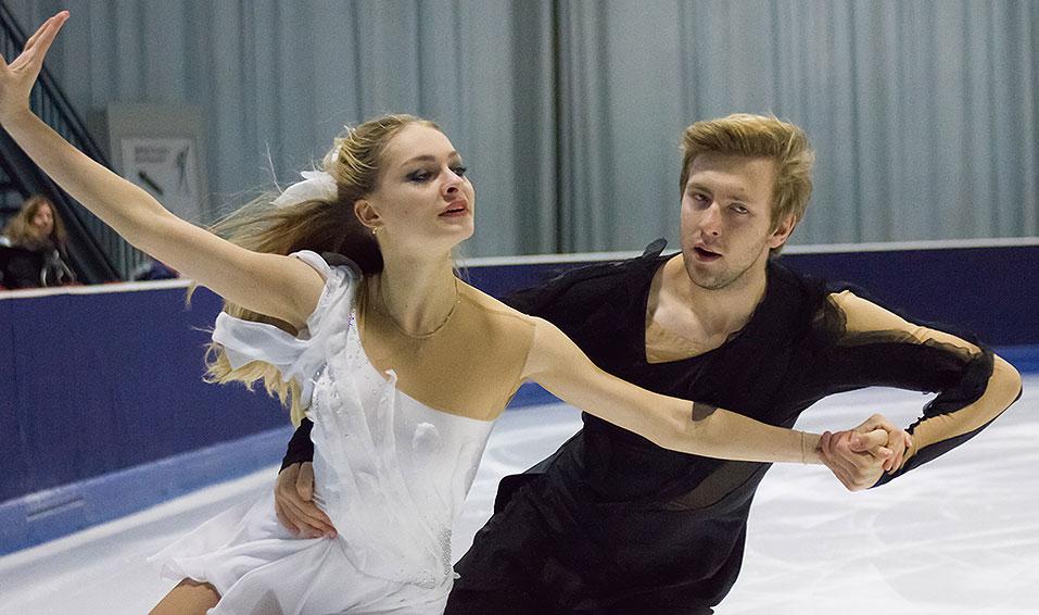 Profile – Anastasia Polibina & Radoslaw Barszczak