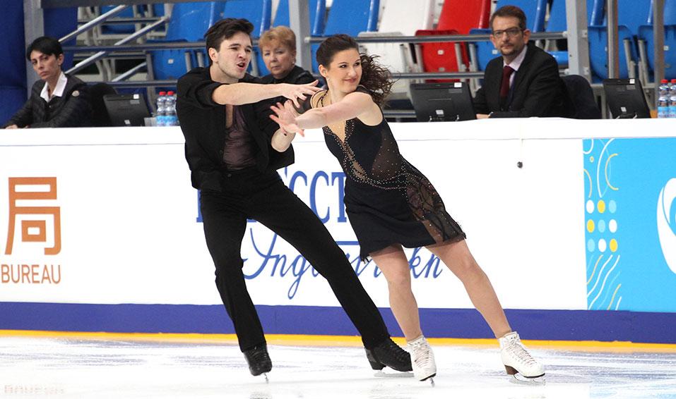 Profile – Sofia Evdokimova & Egor Bazin