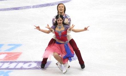 Profile – Elena Ilinykh & Ruslan Zhiganshin