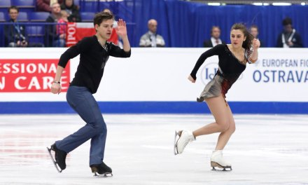 Profile – Vavara Ogloblina & Mikhail Zhirnov