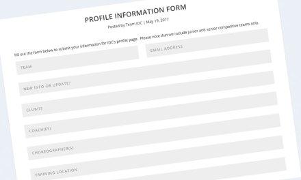 Profile Information Form