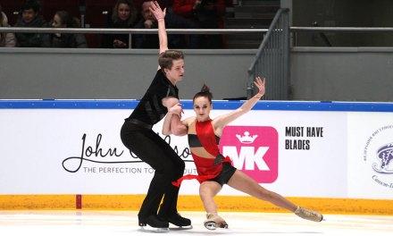 Profile – Daria Rumiantseva & Dmitri Riabchenko