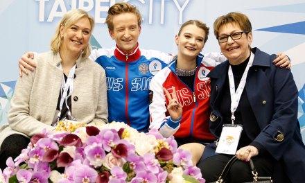 Profile – Anastasia Skoptcova & Kirill Aleshin
