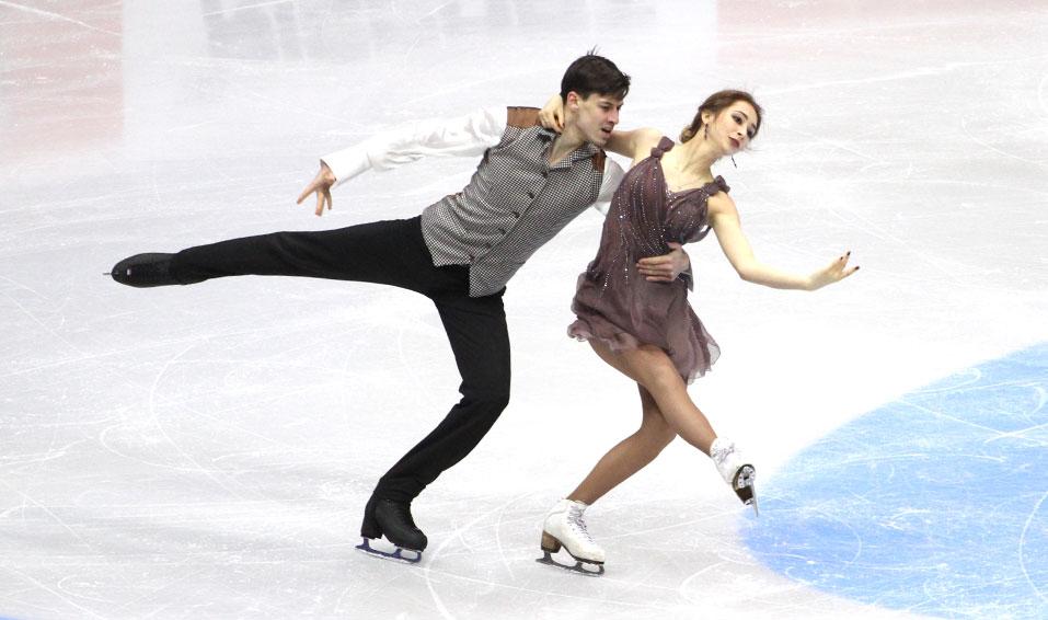 Profile – Maria Stavitskaya & Andrey Bagin