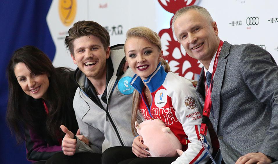 Profile – Alexandra Stepanova & Ivan Bukin