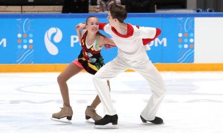 Profile – Arina Ushakova & Maxim Nekrasov