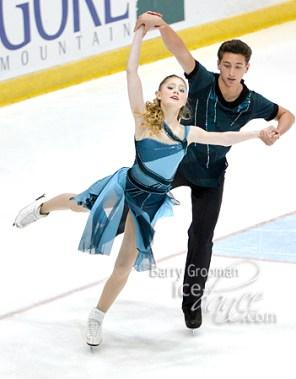 Isabella Amoia & Luca Becker (USA)