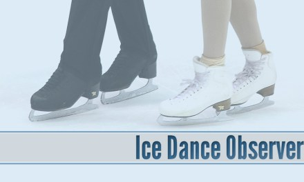 Ice Dance Observer – September 10, 2018