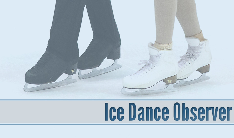 Ice Dance Observer – September 3, 2018