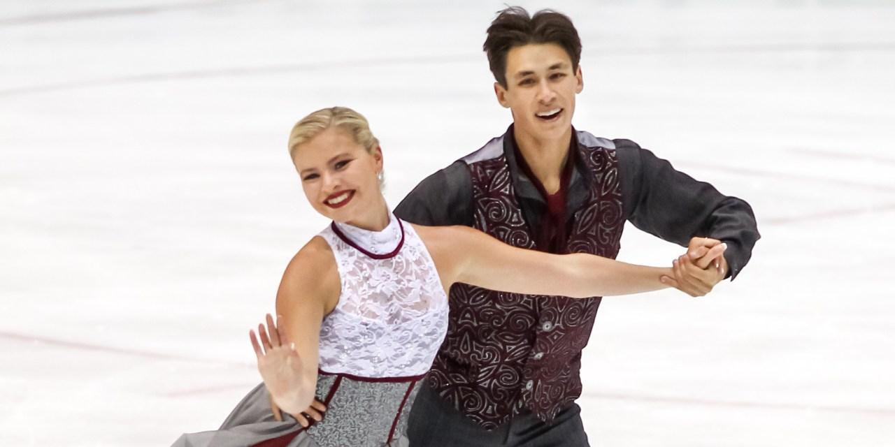 Profile – Molly Lanaghan & Dmitre Razgulajevs